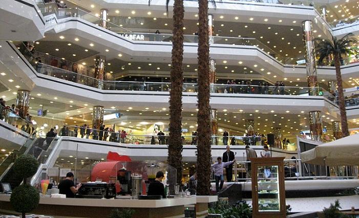Einkaufen in Istanbul